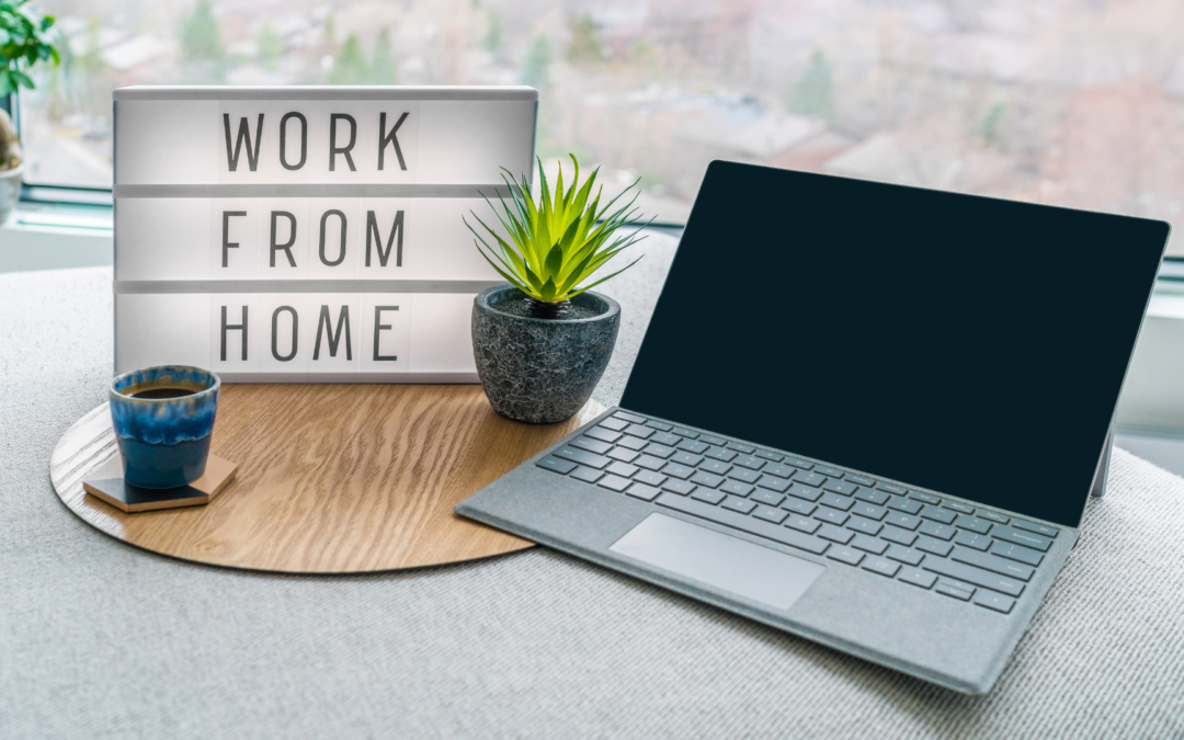 The Physical impact of working from home